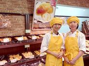 こちらはベーカリー♪ パン作りに興味がある方必見! 未経験でもいちから教えます◎