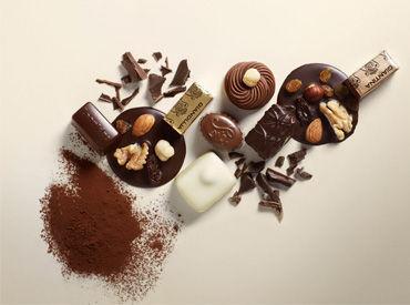 「チョコは好きだけど詳しくはない…」⇒研修があるから大丈夫です◎ もちろん、先輩スタッフも丁寧にお教えしますよ★