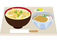 ~おいしいごはんと健康をお届け~ 従業員さんのエネルギーとなる大切な食事。 愛情を込めて、お届けしましょう♪