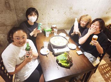 [韓国料理好き]必見!!★人気店のランチメニューとして提供している料理を賄いで&無料で食べられますよ♪