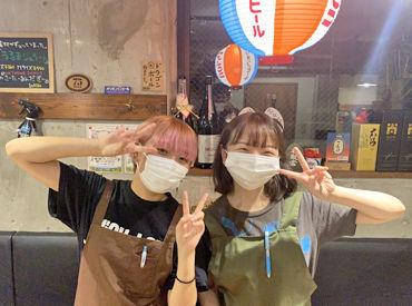 沖縄料理が好きで 始めたお店なんです♪ 厳しいルールなどはないので、 未経験の方でも大丈夫◎ 一緒に楽しく働きましょうBy店長