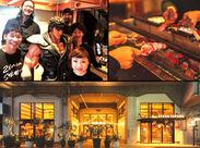 \NEW STAFF大募集★/ 昨年11月にオープンしたばかり!キレイ&オシャレな居酒屋です◎一緒にお店を盛り上げて行きましょう♪