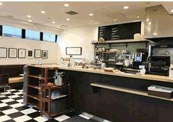 \路面店とは違う良さ/オフィス内のcafeだから、常連さんがメイン★ まさに会社員さんたちの息抜きの場♪