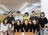 実店舗『GALLERIA』は高崎市内に飯塚店と高関店の2店舗があります♪高関店はオフィスも兼ねており、こちらでの勤務になります◎
