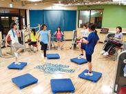 <効率的にトレーニング> 筋力トレーニング+有酸素運動で気軽にできるアメリカンシェイプサーキットのインストラクタも募集中