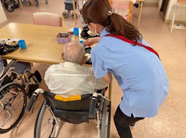 <介護職の経験者大歓迎> 住み慣れた地域社会で安心して暮らせるような 介護サービスを提供しています♪