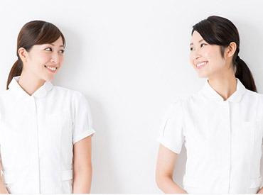 ≪医療系人材サービスです≫ 看護師さんと、病院をつなぐお仕事です◆特別な経験は不問◎お気軽にご応募下さい♪