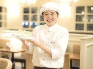"""◆こだわりPOINT◆ パスタ・サンドイッチなど全て店内キッチンで手作り! """"できたて""""をお客様へご提供します◎"""