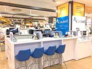 \千葉駅⇒徒歩2分★/ 千葉ロフトのオープンスペースにお店があります! 綺麗な店内は女性も安心☆アクセス良好◎
