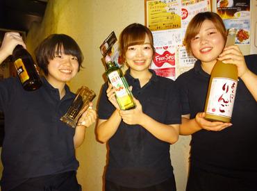 【居酒屋Staff】オシャレ和Dining―*゜八兵衛・大和2店舗募集!シフトは自己申告だから遊びもしっかり楽しめる♪ボリューミーなまかないも◎