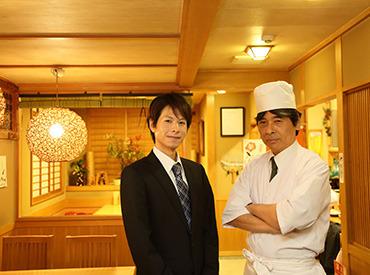 【店長(候補)】料亭のような内装の高級焼肉店☆マネージャー