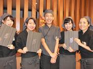 ▼未経験から始めた先輩がたくさん! 回転寿司のバイトって実はカンタン★ ベテランスタッフもたくさんいるので安心です◎