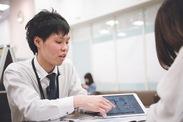 20代、30代の若いスタッフが多数活躍しています。