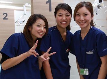 【歯科助手】<駅からスグ!>働きやすさ重視の歯科医院★未経験歓迎★