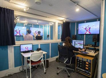 【アニメーション制作アシスタント】【レアバイト】3DCGアニメーションのアシスタントのお仕事!★20代・30代スタッフが活躍中!★好きなことに熱くなれる方大歓迎♪