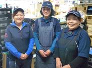 40代以上の女性スタッフを中心に、皆で助け合いながら働いています♪軽作業ワークが初めての方も多数在籍中!