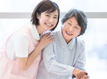 行事やレクリエーションの実施、利用者の家族の介護方法のアドバイスを行うことも◎ ※イメージ画像