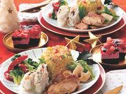 <食事補助でこんな料理が食べられます> お弁当事業を運営する会社なので、毎日のようにメニュー試食があるのも魅力なんです♪