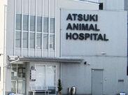 動物病院で働きませんか◎もちろん未経験者さん大歓迎!特別なスキルや知識も必要ありません♪