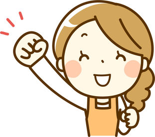 ◆1つの売り場は3名で担当します◆ 3名のスタッフでシフトを回していくので、 1勤2休がベースの勤務形態です◎
