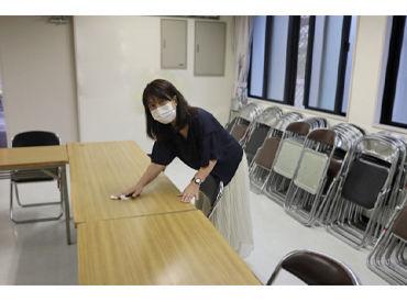 お勤めが初めての方も、普段のお掃除と似ているから安心♪ ブランクのある方も大歓迎です! ※画像はイメージ