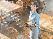 【カフェの正社員を募集】居心地のいいCafeで一緒に働きませんか?今なら入社お祝い金3万円♪