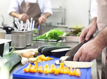 大切な1日を料理を通しておもてなし★ 未経験の方も、スキルを活かしたい方も大歓迎!
