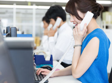 【電話受付/データ入力】\今すぐ稼げる/人気の電話受付カンタンなPC操作ができればOK!履歴書不要★まずは気軽に登録♪高時給1600円で働ける案件も!