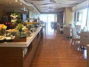 洋食、和食、中華など5店舗、複数の宴会場があります。アナタの活躍の場が多数用意されています!
