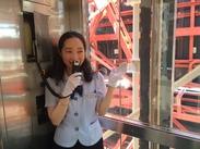 意外と登らない、テレビ塔…仕事とはいえど、エレベーターで上部に上がったりするので札幌の景色を見れるかも★