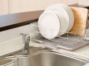「接客はニガテ…」そんな方でも大丈夫◎段ボールの組み立て・お弁当の梱包・お皿洗いなど裏方のオシゴトをおまかせします♪