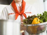 実際に皆さんにお任せするのは、 【野菜カットや食器洗浄 etc】とても簡単なお仕事です☆ 応募のキッカケや理由は何でもOK◎