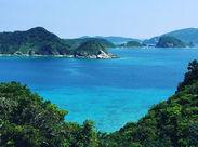 【 OKINAWA/ケラマビーチホテルでリゾバ!】ケラマブルーの海を眺めならがお仕事できるチャンス!