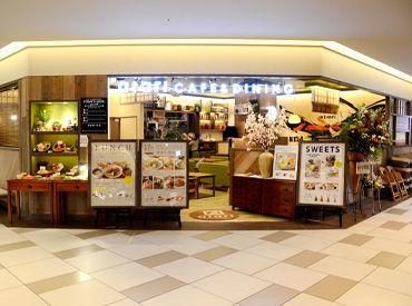 音楽×壁画アートの融合を楽しめる渋谷で話題のCAFE★食べることはもちろん、音楽やファッション好きにオススメのお仕事♪