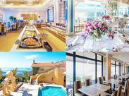 憧れの人気ホテルでオシゴト♪美しい空間は、まるで海外にいる気分にさせてくれます♪*゚