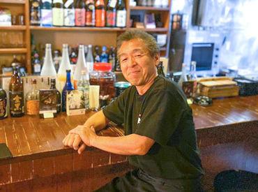 """優しい店長さんがイロイロ柔軟に対応してくれます★ 「お客様は勿論、""""Staffも楽しく""""をモットーにお店作りをしています!」"""