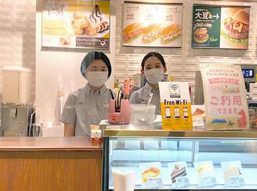 スタッフの安全を最優先に営業中! マスク着用やビニールカーテンなどの対策もしっかりと行っています!