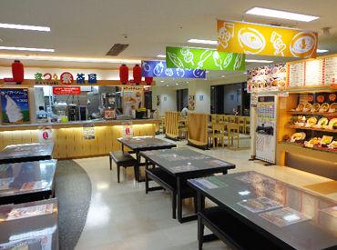 ソフトクリームや軽食など メニューが盛だくさん☆ 全て<150円>で食べられます!