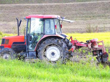トラクターやコンバインなど 農業機械の整備や修理のお仕事! 無資格の方も大歓迎です◎ ※画像はイメージ。