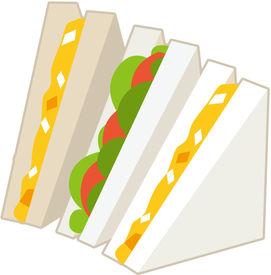 \一緒に、サンドイッチを作りませんか(*´ω`*)/ 「パンが好き」応募理由はそれだけでOK◎ 主婦(夫)・フリーターさん歓迎♪