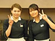 スタッフ同士の仲が良く、誕生日会を開催したりすることも♪学業・バイトの両立◎\友達に紹介したくなる職場です★/