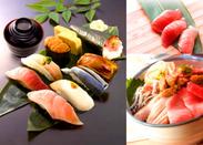━★寿司好き必見★━ [社割][まかない]でお得に食べれる◎ 店内はサラリーマンや家族連れで 平日でも賑わっています♪