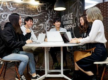 【SNS・メディア運用】\渋谷駅+オフィスワーク/昨年11月スタートの新サービスを世界に発信!SNSアカウント運用~Webメディアの運用まで学べる♪