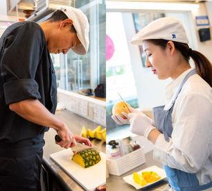 \一緒にお店を作るStaff大募集♪/ 今、話題のCIAL横浜内に 新しいお店ができちゃいます★