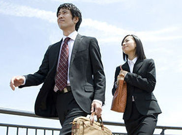 【営業】◆オフィスは淀屋橋駅5分の東証一部上場企業◆【履歴書なし】【経験者歓迎】【ノルマなし】\特別ボーナスあり/