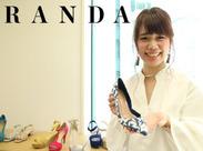 "\RANDAの新業態がNEW OPEN*/ 店舗では""初""となるオーダーシューズや限定カラーを扱う[RANDA LUCULIANA]★*"