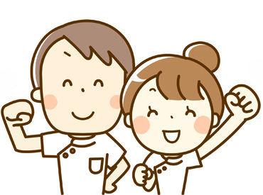 施設の利用者さんの体調管理や理学療法士のサポートをお任せします! 短時間OK★体の負担も少なめ◎
