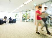清潔で働きやすいオフィス環境!出社できる方にはより高いレベルでの調査をしっかりレクチャーします