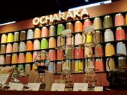 フランスのソムリエが監修した当店。 20種類のフレーバーティーや日本茶など、こだわりの味もたくさんあるんです★