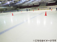 スケートリンク・プール完備の ポートアイランドスポーツセンター★ スケートリンク資材の搬出作業です!未経験の方、大歓迎◎